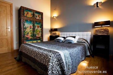 TURISMO VERDE HUESCA. Apartamentos Cañardo